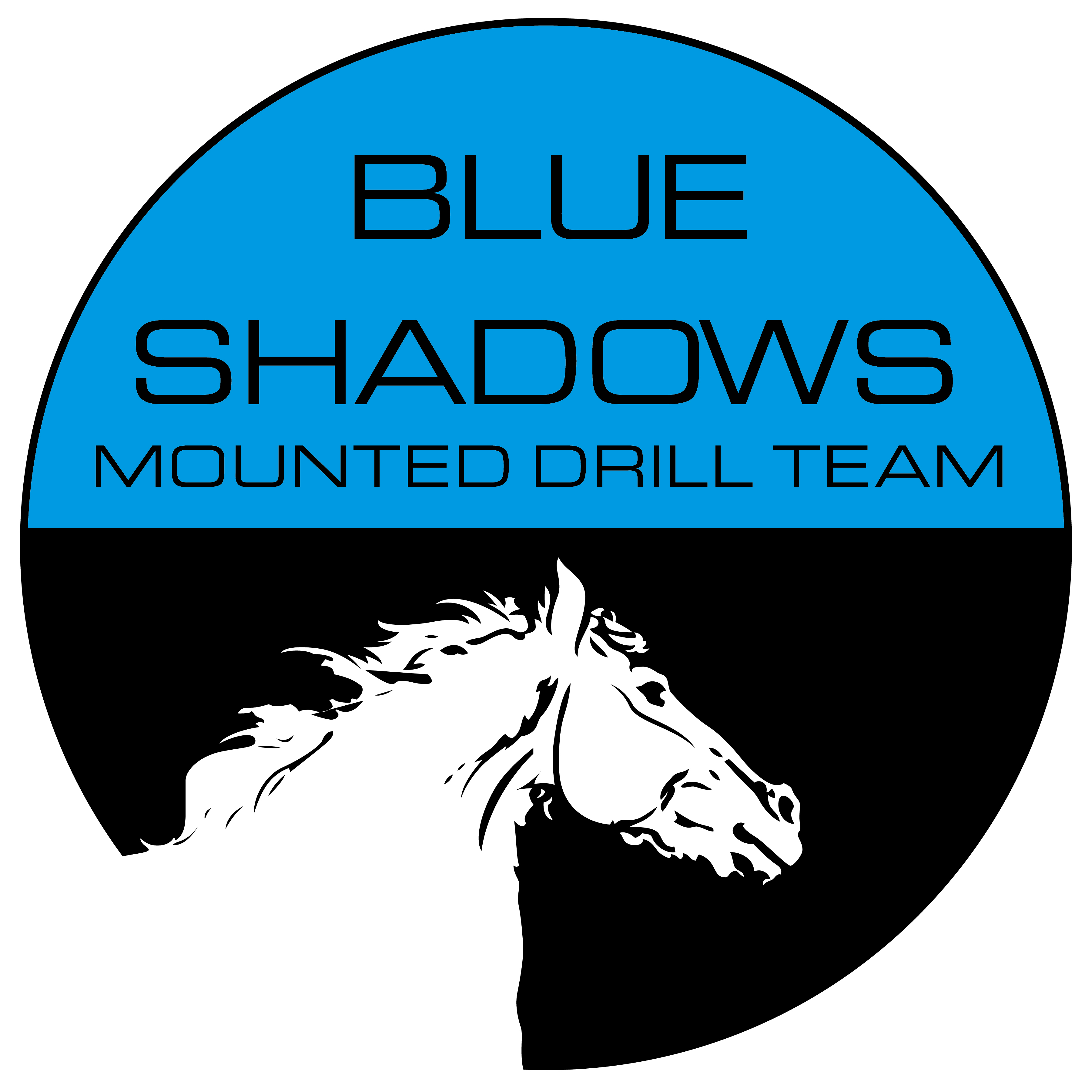 Blue Shadows Mounted Drill Team